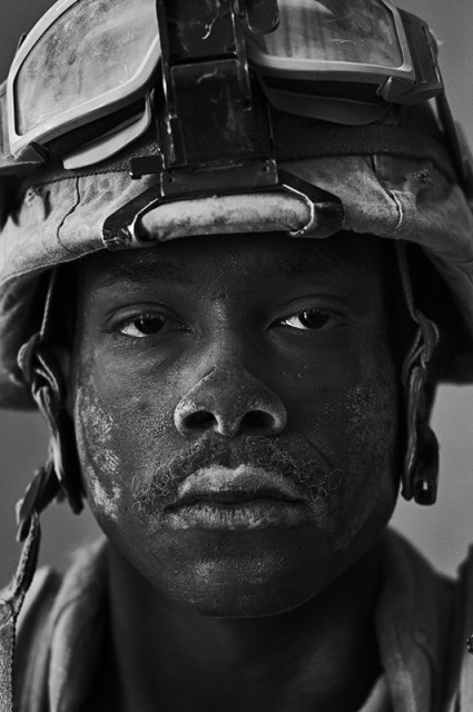 Louie Palu, U.S. Marine Cpl. Philip Pepper age 22, Garmsir District, Helmand Province, Afghanistan, Forward Operating Base Dwyer. Philip is...