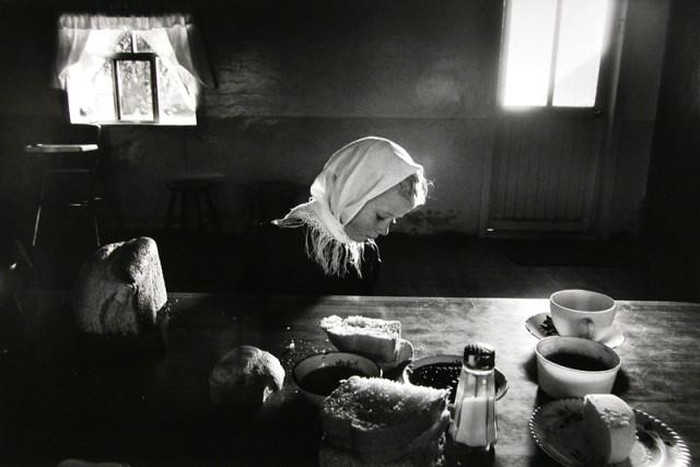 Helen Dyck, La Batea Colony, Zacatecas, Mexico