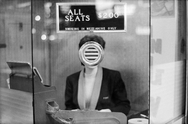 Joel Meyerowitz  Times Square, New York City, 1963  Gelatin silver print  8 ¾ x 13 ¼ inch (22.23 x 33.66 cm) image  11 x 14 inch (27.94 x 35.56 cm) paper  Edition of 25 (#4/25)
