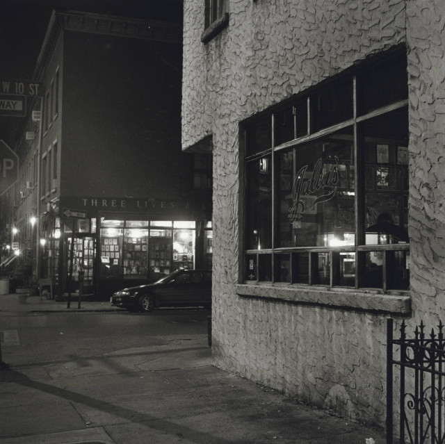 Robert Giard, Julius' Bar and Three Lives & Company, New York City, 1992