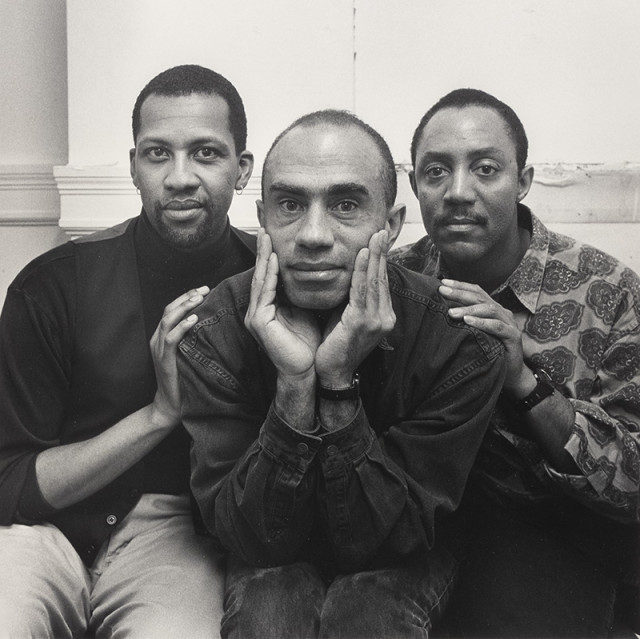 Robert Giard, Pomo Afro Homos, January 1994
