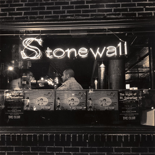 Robert Giard, Reincarnation of the Stonewall Inn, New York City, 1987