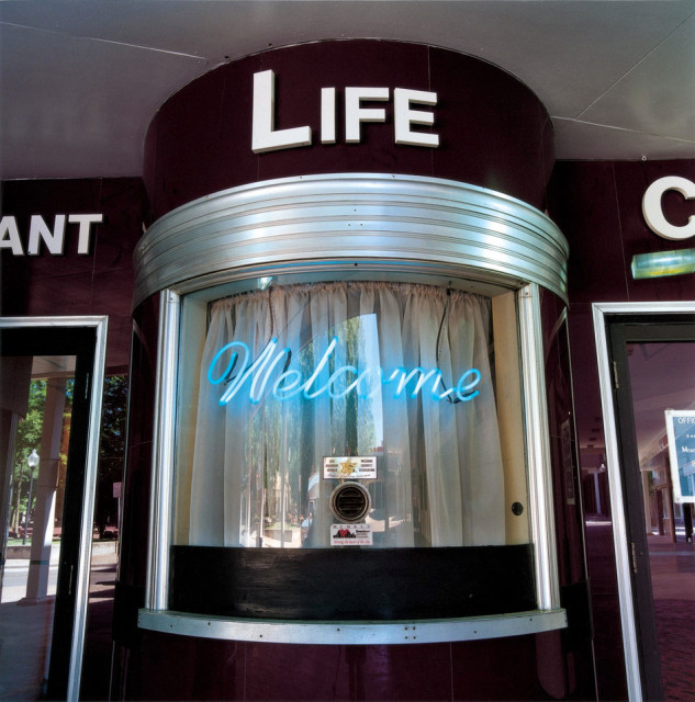 Phil Bergerson, Springfield, Missouri [Welcome/Life], 1998