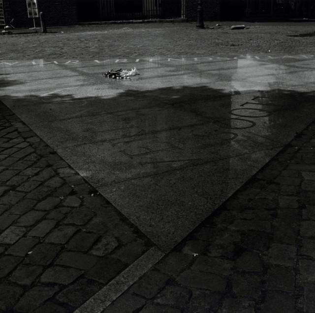 Robert Giard, Homomonument, Amsterdam, 1992