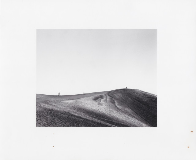 Deanna Pizzitelli Cerro Negro, Nicaragua, 2017 Toned gelatin silver print 8 x 9 ½ inch (20.32 x 24.13 cm) Edition of 5