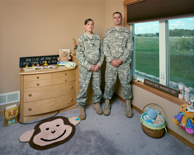 Dona Schwartz  Andrea and Brad, 16 Days, 2009  Chromogenic print flush mounted to archival board  20 x 25 inch (50.8 x 63.5 cm) image  25 x 30 inch (63.5 x 76.2 cm) paper  Edition of 15 (#1/15)