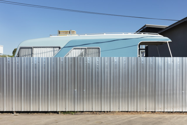 Phil Bergerson Apache Junction, Arizona, 2018 Pigment print on archival paper mounted to archival board 24 x 36 inch (60.96 x 91.44 cm) print 34 ½ x 46 inch (87.63 x 116.84 cm) board Edition of 8 (#1/8)