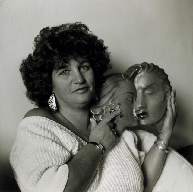 Robert Giard, Joan Nestle, 1987