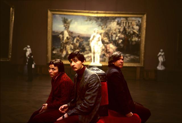 John Lucas, Hermitage Gallery, 1981