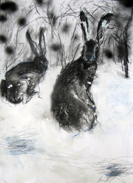 Margo Banks, Winter Hares