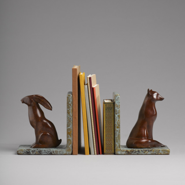 Stephanie Hess, Book Ends