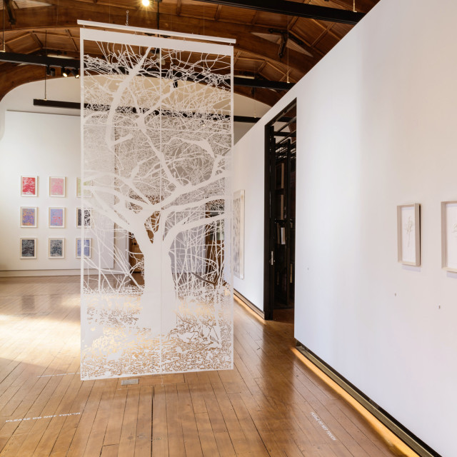 Fiona Van Oyen, Memory of Place takes flight, 2017/18