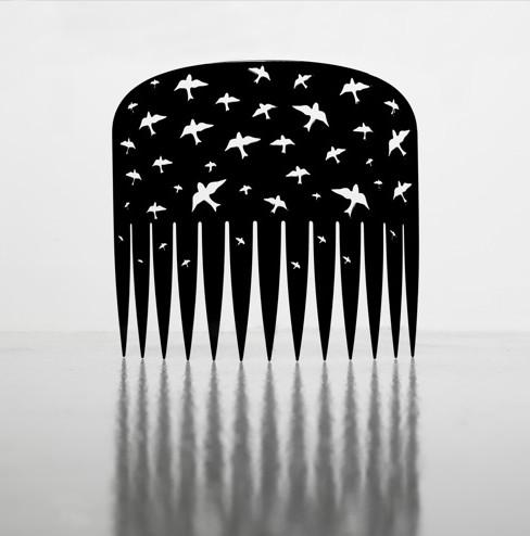 Comb (black)