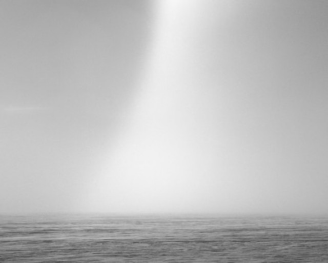 Anne Noble, Whiteout #17, 2008/10