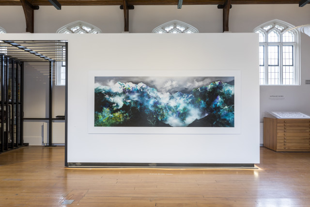Simon Edwards, Mist and Stone, 2019
