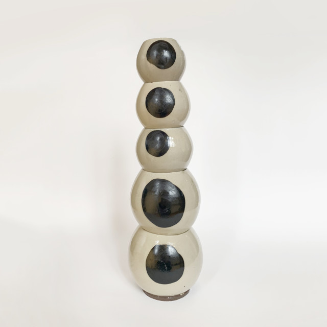 Martin Poppelwell, 5x Stack Numbered (Set), 2018