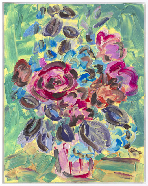 Kirstin Carlin, Untitled (Bouquet), 2019