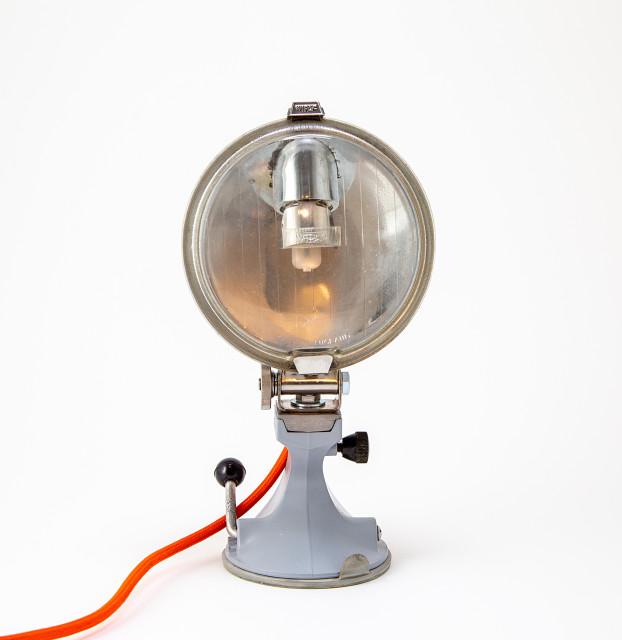 Sam Isaacs, Ford Escort Lamp