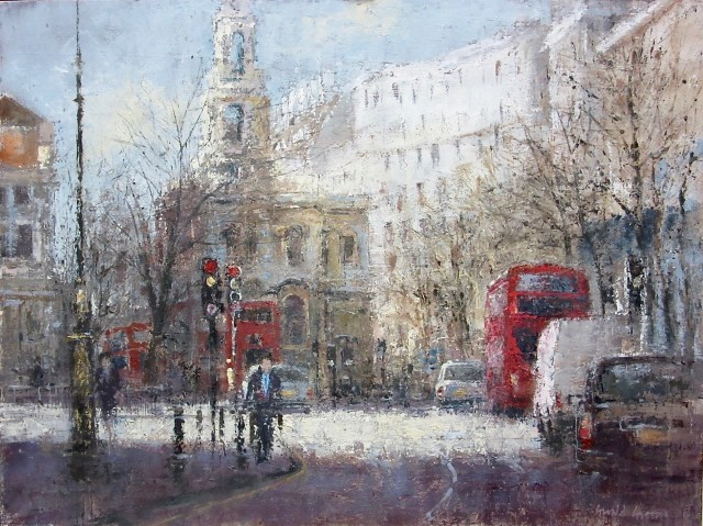 <div class=&#34;artist&#34;><strong>Gerald Green</strong></div><div class=&#34;title_and_year&#34;><em>TOWARDS ST MARY'S IN THE STRAND LONDON</em></div><div class=&#34;medium&#34;>Oil</div><div class=&#34;dimensions&#34;>18&#34; x 24&#34;</div>
