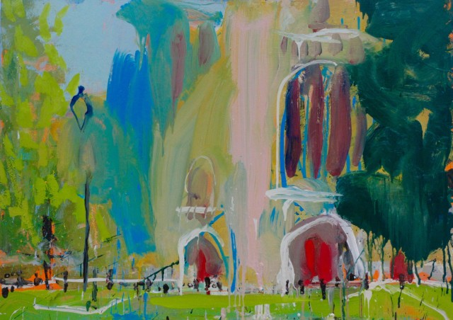 <div class=&#34;artist&#34;><strong>Sophie Bartlett</strong></div><div class=&#34;title_and_year&#34;><em>WINCHESTER CATHEDRAL I</em></div><div class=&#34;medium&#34;>Oil on board</div><div class=&#34;dimensions&#34;>24&#34; X 31&#34;</div>