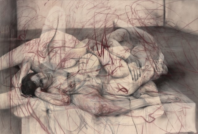 Jenny Saville, One out of two (symposium)