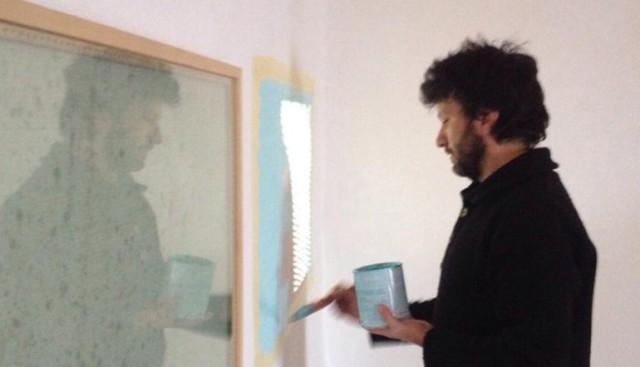 Davide D'Elia at work