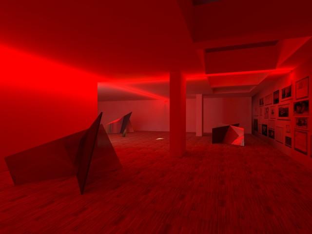 Matteo Negri | Greetings from Mars, installation shot
