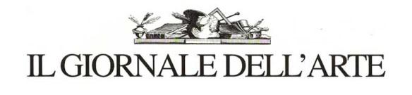 Il Giornale dell'Arte logo