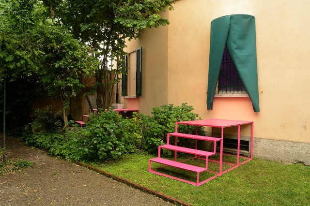 Matteo Negri, Splendida villa con giardino, viste incantevoli, detail