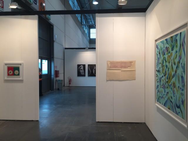 Installation view ArtVerona