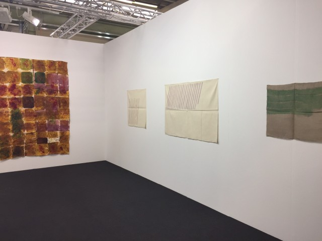 Booth view Kunst in Zurich