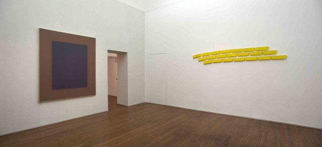 La Pittura in se_The Paint Itself - ABC-ARTE Contemporary Art Gallery - 2015 - Ulrich Erben , Pino Pinelli e...