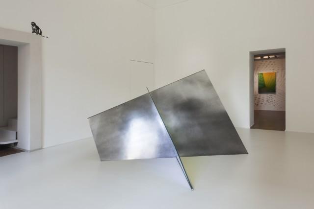 Stanza 2. Matteo Negri, Piano Piano, 2016, ABC-ARTE, allestimenti