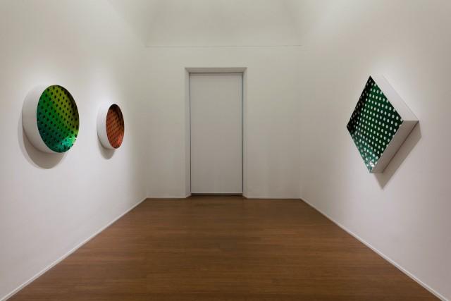 Stanza 4. Matteo Negri, Piano Piano, 2016, ABC-ARTE, allestimenti