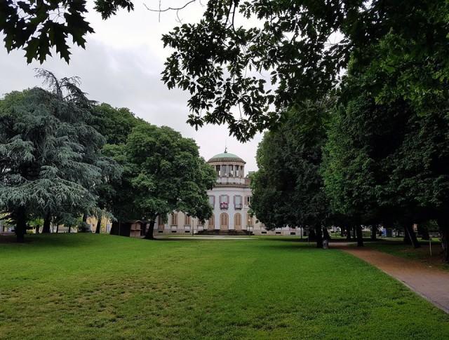 Villa Casati Stampa di Soncino