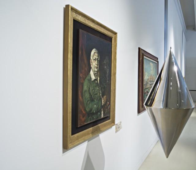 exhibition Matteo Negri, Navigator Roma