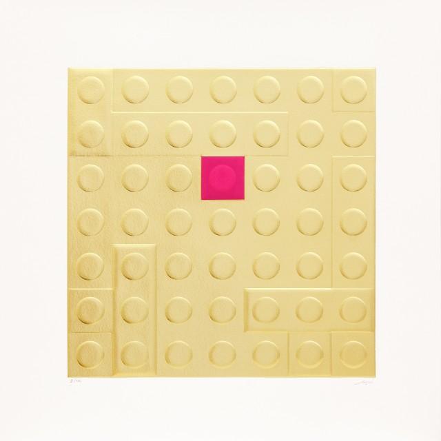 Matteo Negri L'Ego Mondrian, 2016
