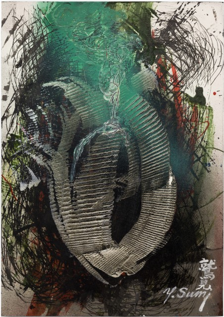 Yasuo Sumi Untitled, 2010
