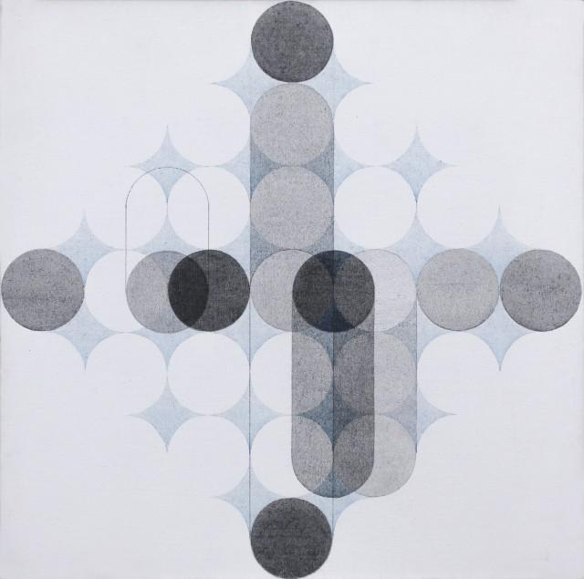 Carlo Nangeroni, Elementi scorrevoli strutturati, 1971