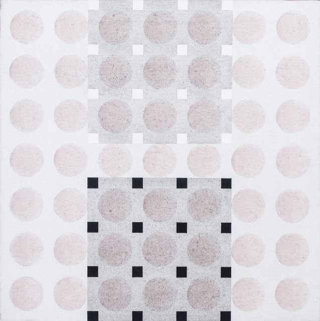 Carlo Nangeroni, Inteferenze strutturate, 1972