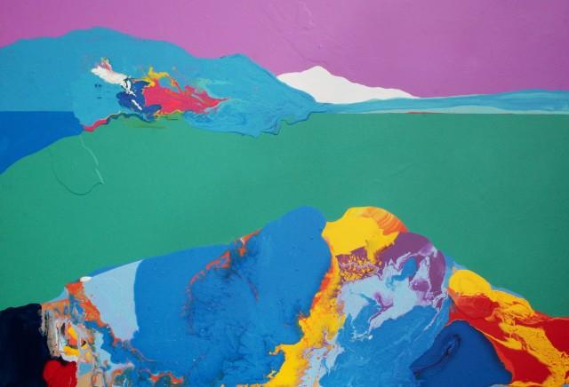 Paesaggi Liquidi, Isabella Nazarri