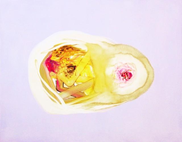 Isabella Nazzarri, Systema Innaturalis #32, 80 x 100cm, olio su tela