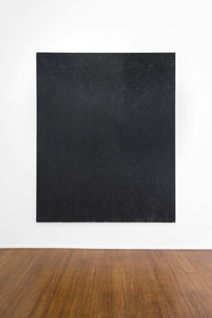 Tomas Rajlich, Untitled, 1978, 250x210 cm, acrylic on canvas