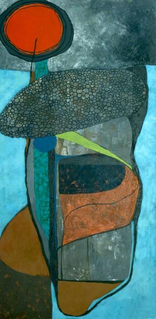 Merikokeb Berhanu, Untitled IV, 2011