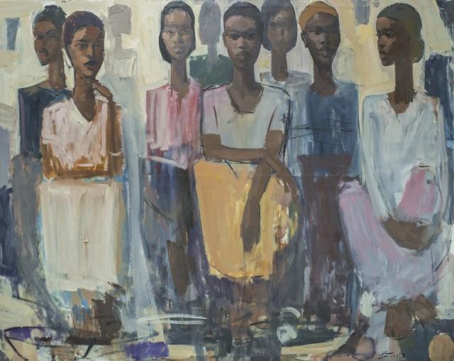 Tadesse Mesfin, Pillars of Life: Strength, 2018