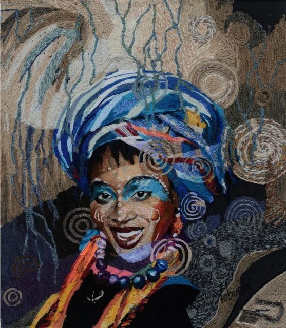 Yaw Obuobi - Threads of Art