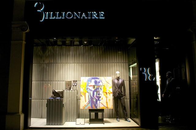 GAFRA partners with Billionaire for Art 1:54