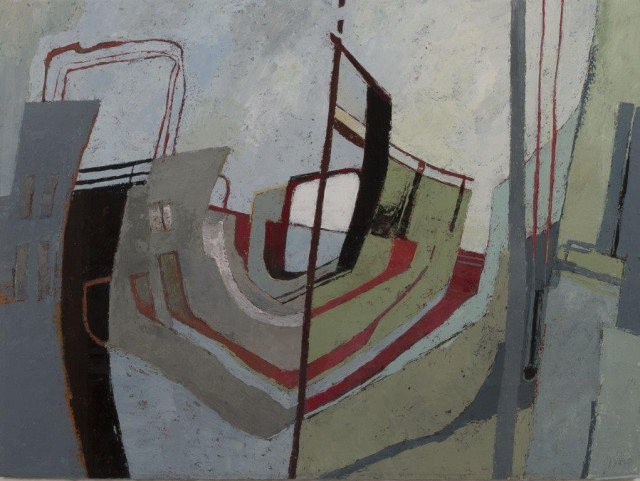 Jean Noble, Out to Sea
