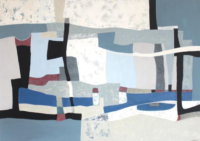 Teresa Lawton, Blue Canoe