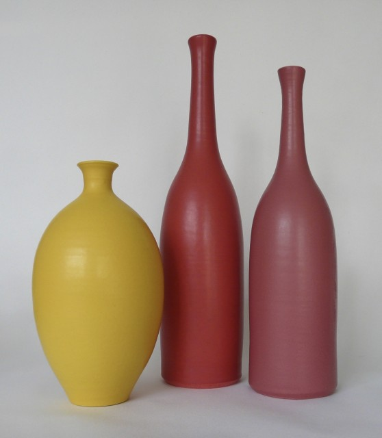Red Coral Bottle